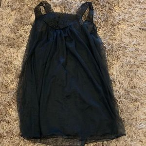 Other - Black Negligee